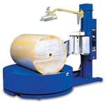 Reel Rapper Wrapping Machine